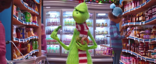 BENEDICT CUMBERBATCH'Lİ THE GRINCH'TEN İLK FRAGMAN
