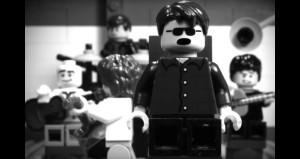 OASIS'İN WONDERWALL VİDEOSU LEGO DÜNYASINA TAŞINDI