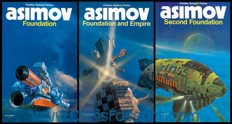 ISAAC ASIMOV'UN FOUNDATION ÜÇLEMESİ APPLE'LA TELEVİZYONA GELİYOR