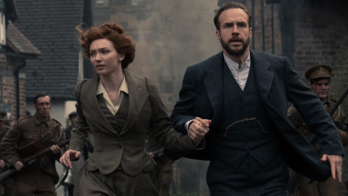 BBC'NİN THE WAR OF THE WORLDS UYARLAMASININ ÇEKİMLERİ BAŞLADI
