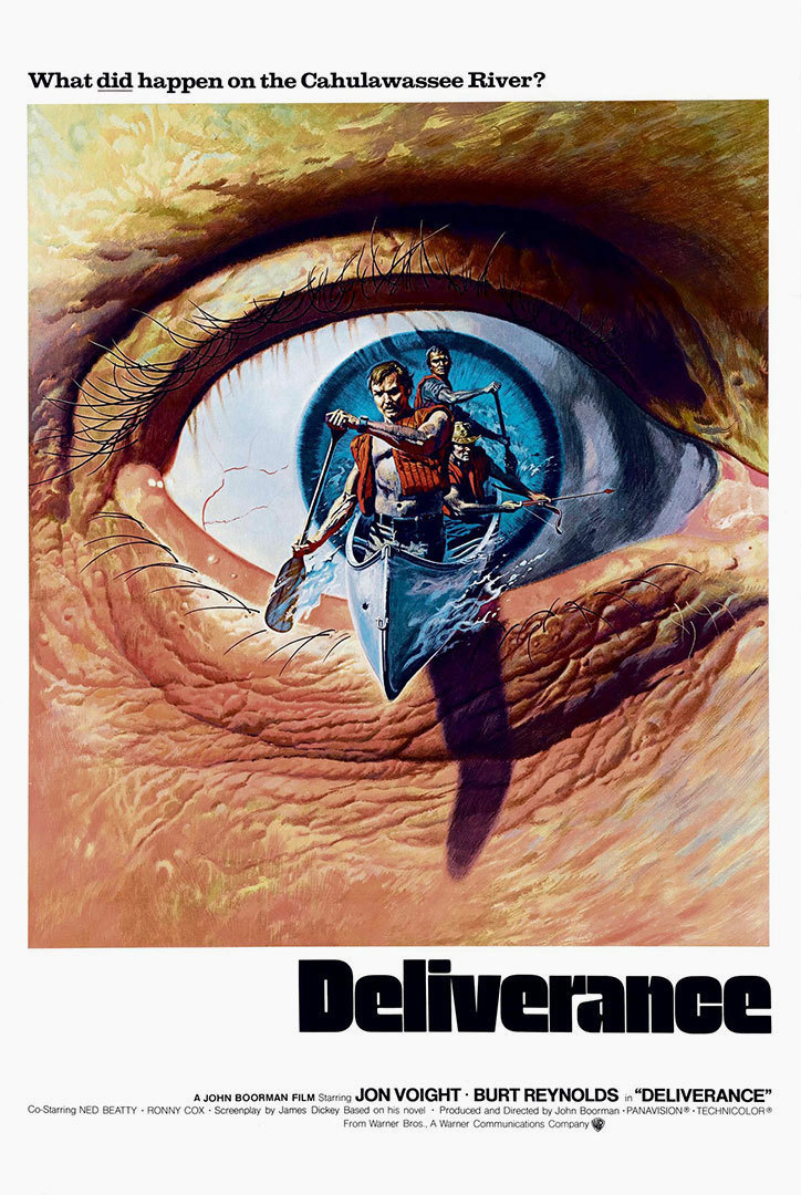 deliverance-bill-gold-film-poster-graphic-design-illustration-itsnicethat