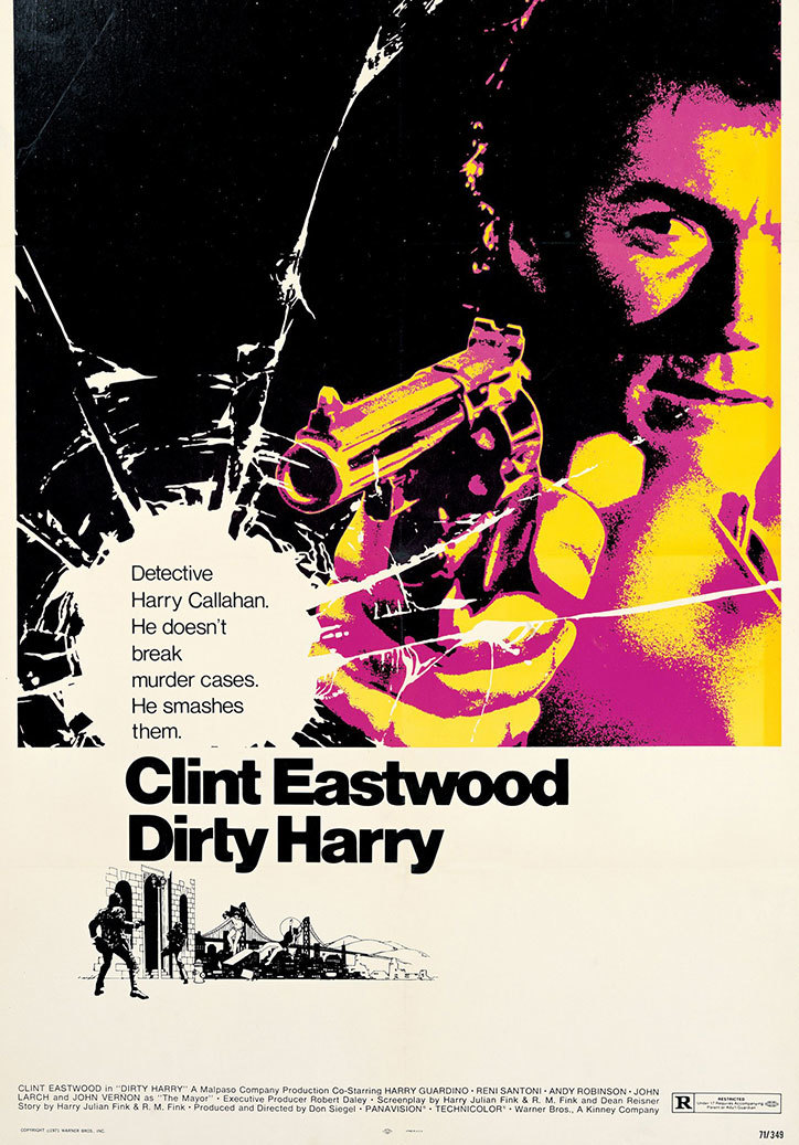 dirty-harry-bill-gold-film-poster-graphic-design-illustration-itsnicethat