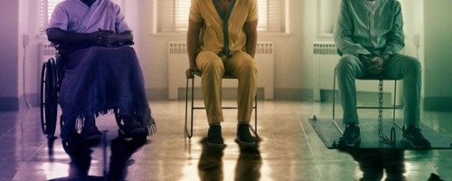 M. NIGHT SHYAMALAN'IN YENİ FİLMİ GLASS'N POSTERİ PAYLAŞILDI
