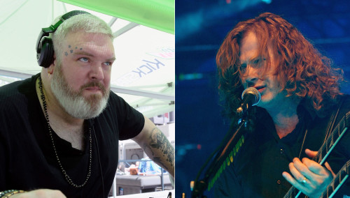 GAME OF THRONES'UN HODOR'UNDAN MEGADETH COVER'I