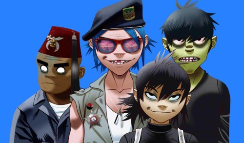 GORILLAZ SAMPLE ANSİKLOPEDİSİ GELDİ