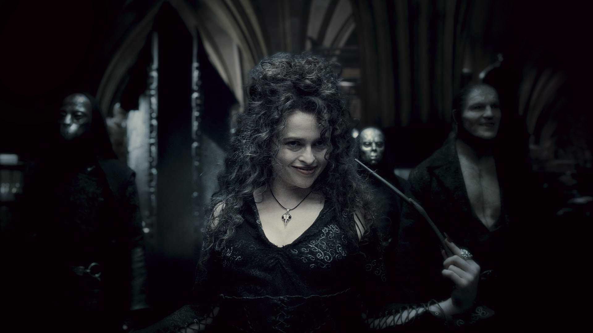 helena-bonham-carter-harry-potter-harry-potter-and-the-half-blood-prince-bellatrix-lestrange-fenrir-greyback-david-legeno-death-eaters