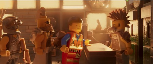 THE LEGO MOVIE 2'DEN BEASTIE BOYS'LU İLK FRAGMAN