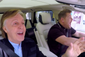 JAMES CORDEN VE PAUL MCCARTNEY İLE CARPOOL KARAOKE