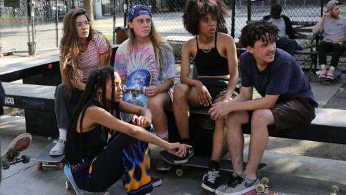 NEW YORK, KAYKAY VE GENÇLİK HEPSİ SKATE KITCHEN'DA