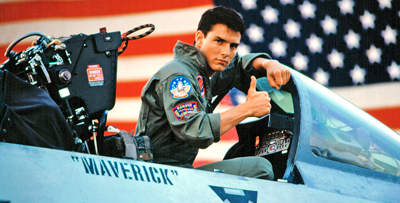 TOP GUN 2'DE TOM CRUISE'UN WINGMAN'İ KİM OLACAK?