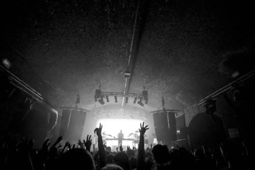 THE WAREHOUSE PROJECT'İN 2018 SEZONU GİBİSİ YOK