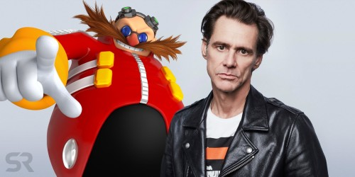 JIM CARREY SONIC THE HEDGEHOG UYARLAMASINA DAHİL OLDU