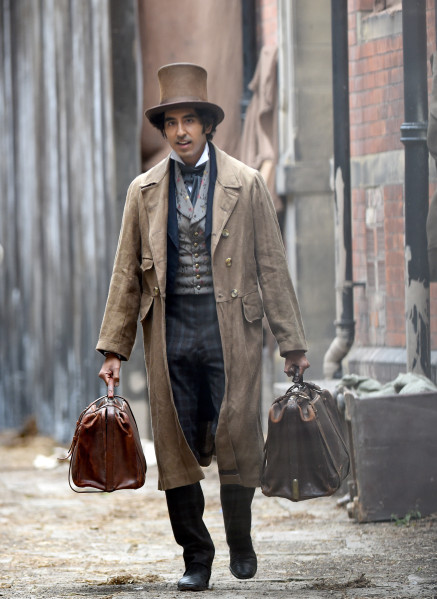 'The Personal History of David Copperfield' on set filming, Hull, UK - 09 Jul 2018