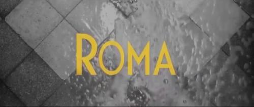 ALFONSO CUARON'UN ROMA'SINDAN ENFES FRAGMAN