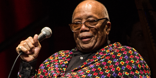 NETFLIX'TEN QUINCY JONES BELGESELİ