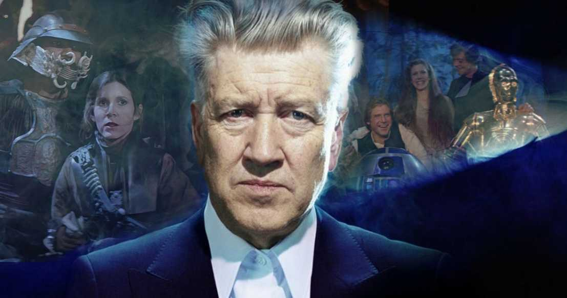 STAR WARS EVRENİNE DAVID LYNCH DOKUNUŞU