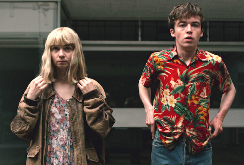 THE END OF THE F***ING WORLD 2. SEZON ONAYINI KAPTI