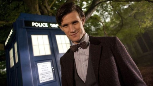 DOCTOR WHO MATT SMITH STAR WARS KADROSUNA KATILDI