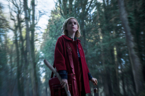 CHILLING ADVENTURES OF SABRINA'DAN İKİ YENİ GÖRSEL
