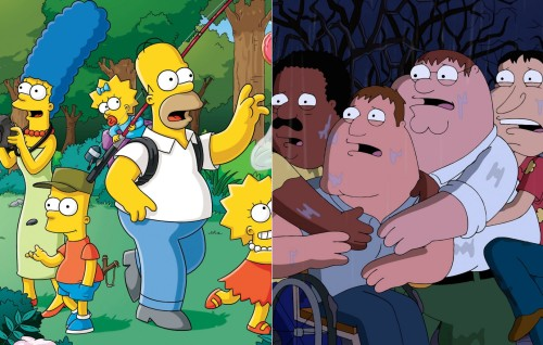 YENİ THE SIMPSONS VE FAMILY GUY FİLMLERİ YOLDA