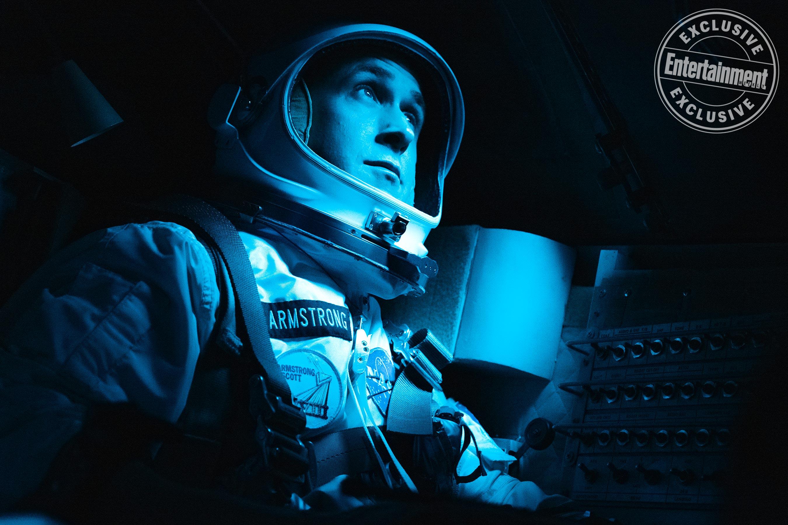 ryan gosling yeni filmiyle tekrar uzaya çıkıyor