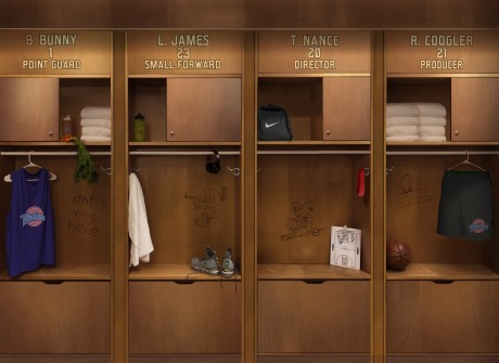 LEBRON JAMES VE RYAN COOGLER SPACE JAM 2 İÇİN BİR ARADA