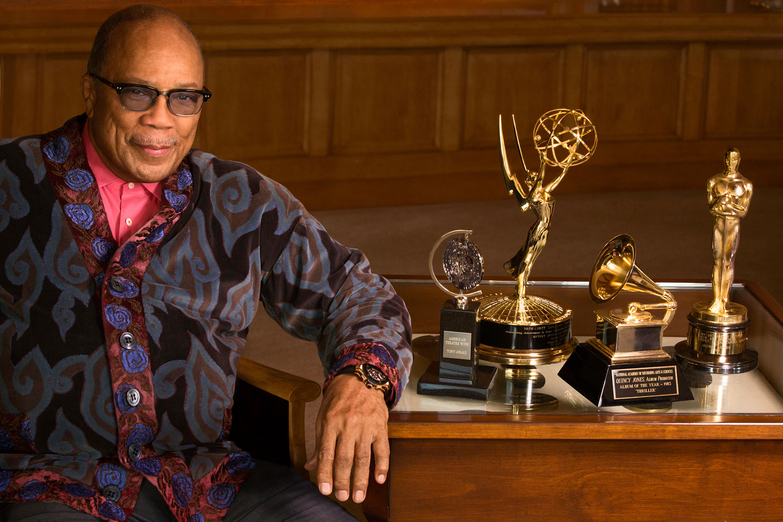 NETFLIX'İN QUINCY JONES BELGESELİNDEN FRAGMAN