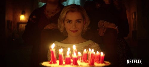 CHILLING ADVENTURES OF SABRINA'DAN İLK FRAGMAN