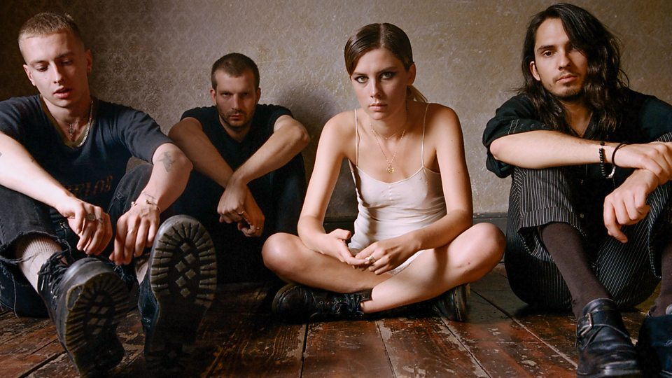 2018 MERCURY ÖDÜLÜ WOLF ALICE'İN