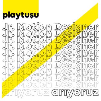 JR. MOTION DESIGNER ARIYORUZ