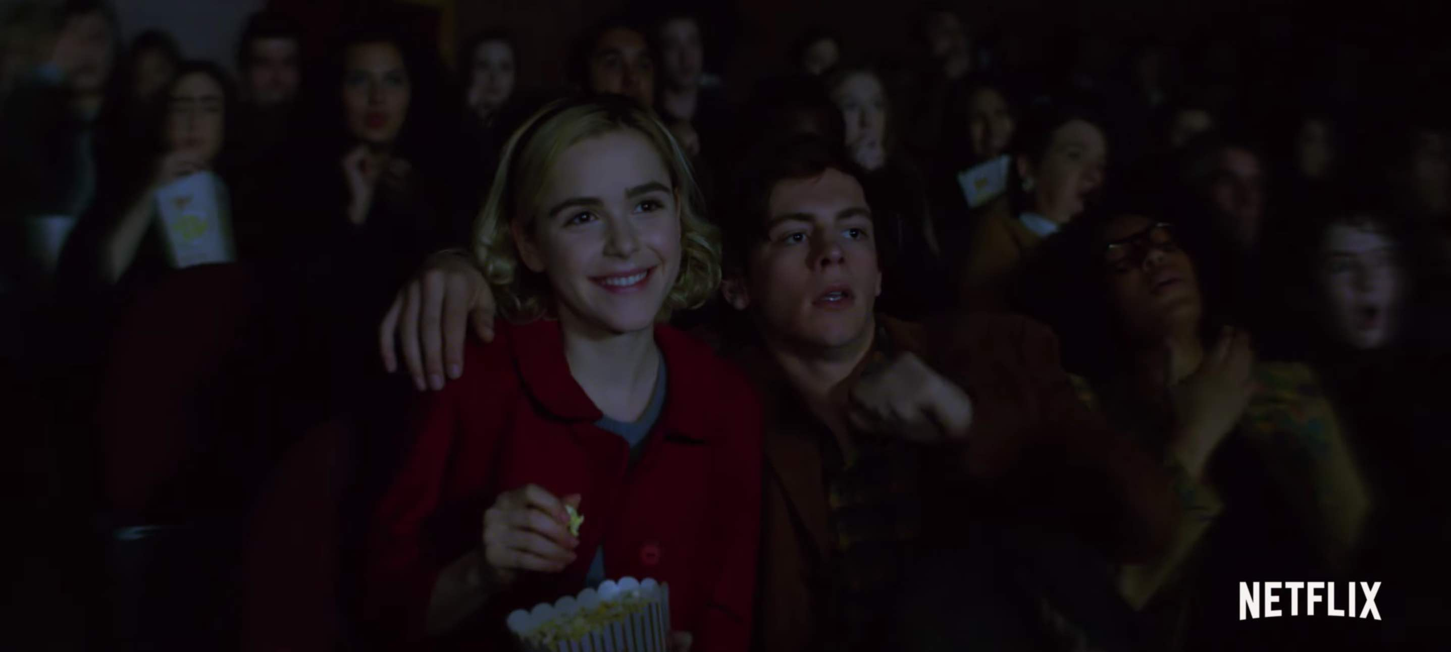 CHILLING ADVENTURES OF SABRINA'DAN YENİ FRAGMAN