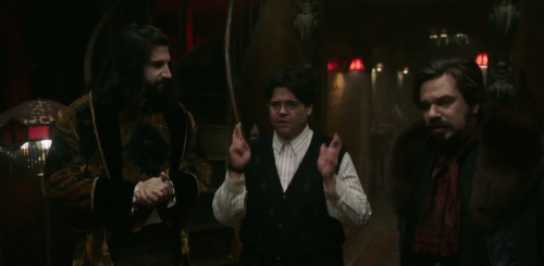 WHAT WE DO IN THE SHADOWS'UN DİZİSİNDEN İLK FRAGMANLAR