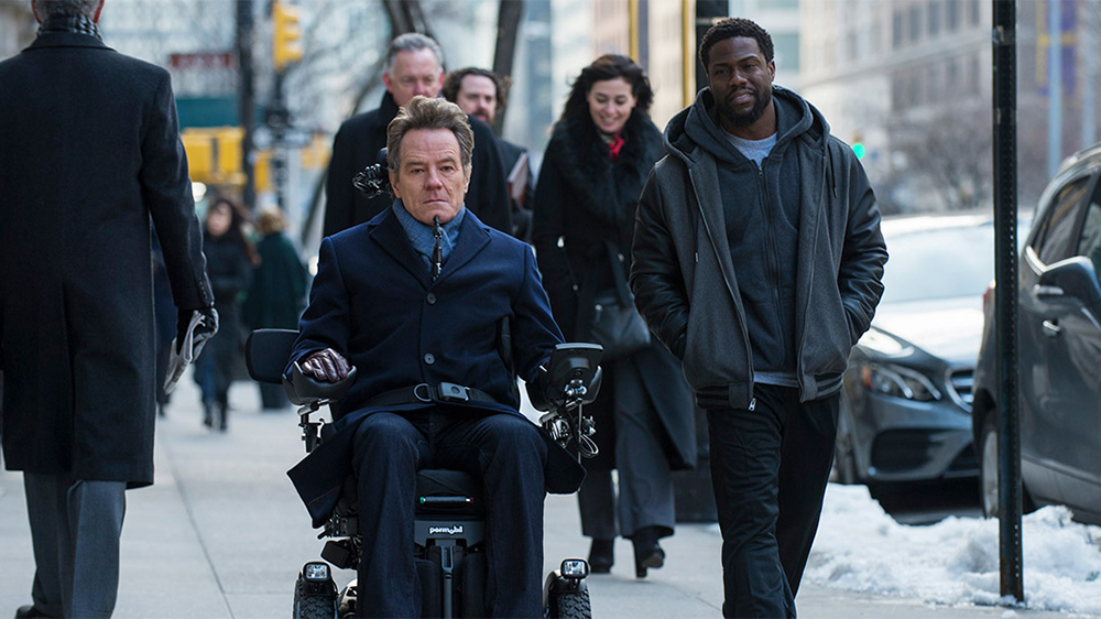 THE INTOUCHABLES'IN HOLLYWOOD UYARLAMASINDAN İLK FRAGMAN