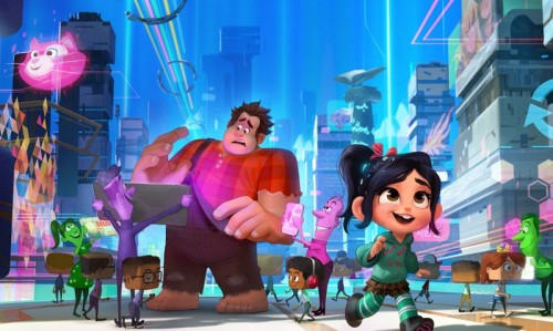 RALPH BREAKS THE INTERNET'TEN VİZYON ÖNCESİ SON FRAGMAN