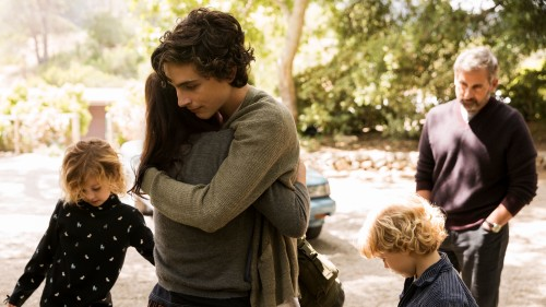 TIMOTHÉE CHALAMET'Lİ BEAUTIFUL BOY'DAN YENİ FRAGMAN