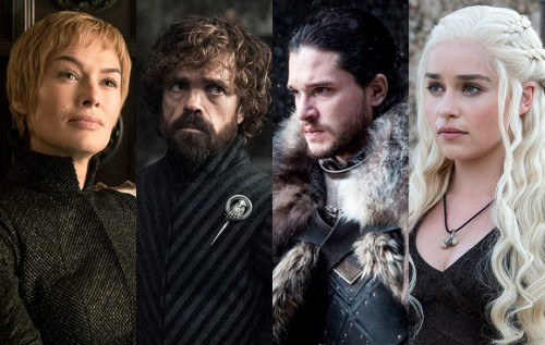 GAME OF THRONES'UN FİNAL SEZONU 2019 NİSAN'DA GELİYOR