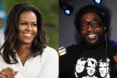 QUESTLOVE'DAN MICHELLE OBAMA İÇİN 300 ŞARKILIK PLAYLIST