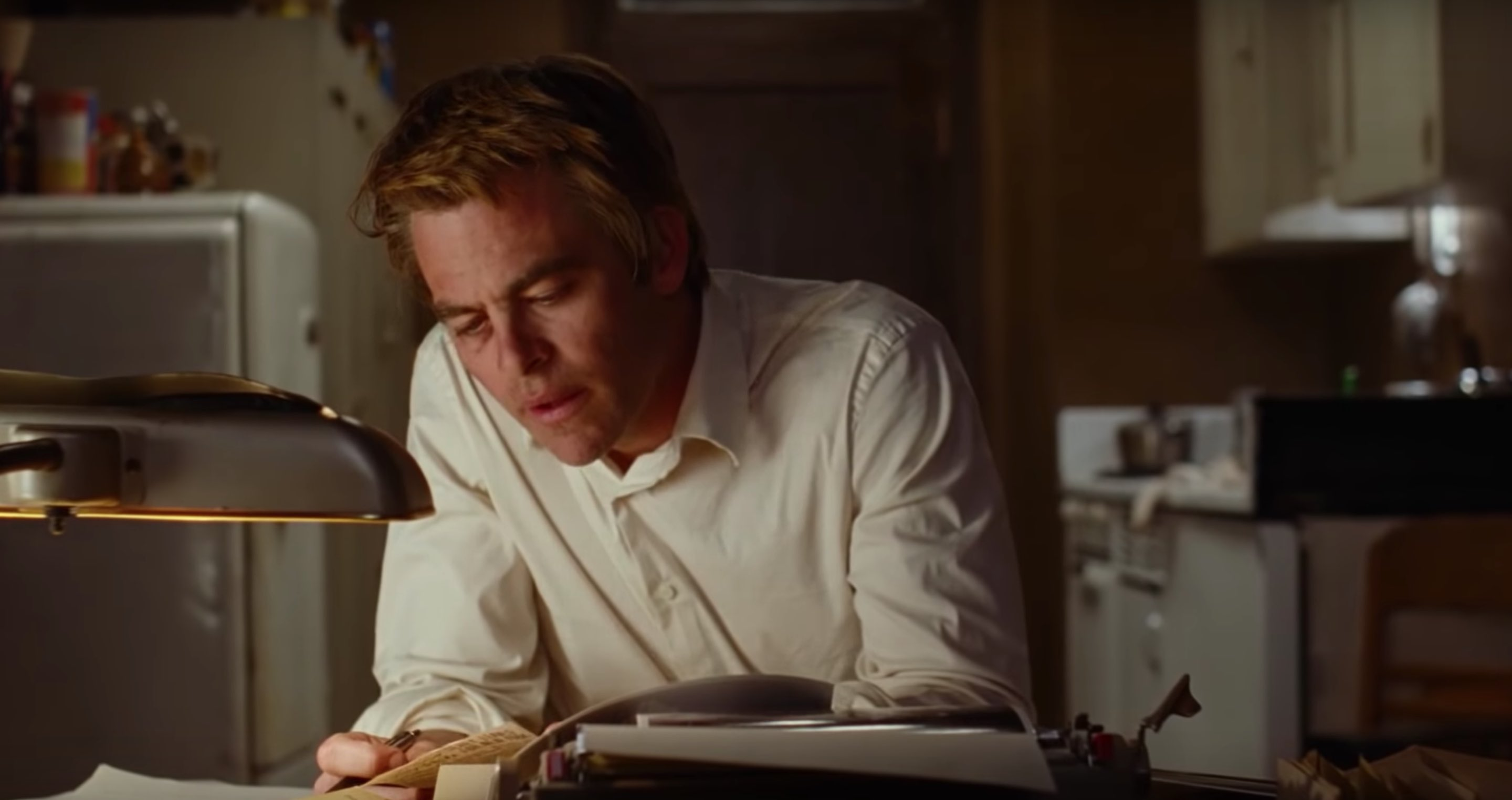 PATTY JENKINS VE CHRIS PINE'LI I AM THE NIGHT'TAN YENİ FRAGMAN