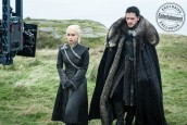 GAME OF THRONES'UN KAMERA ARKASINDAN YENİ GÖRSELLER
