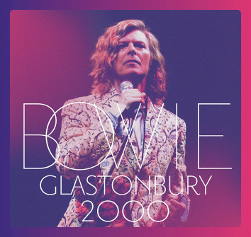 DAVID BOWIE'NİN GLASTONBURY KONSERİ SPOTIFY'DA