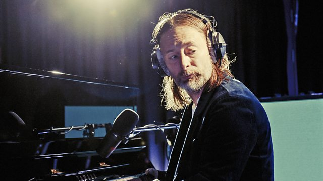 THOM YORKE'TAN BBC RADIO İÇİN 30 DAKİKALIK PLAYLIST