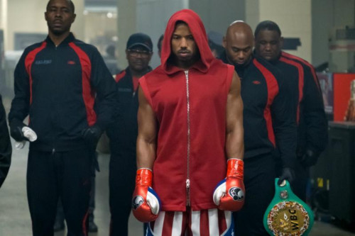 CREED 2'NİN SOUNDTRACK'İ ALEV ALEV YANIYOR