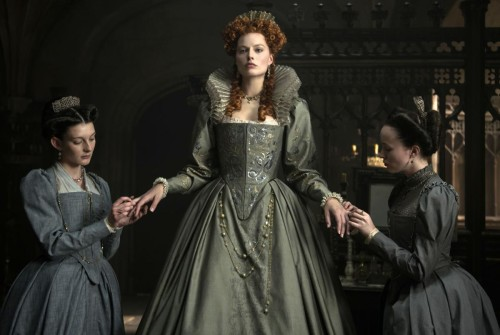 MARY QUEEN OF SCOTS'TAN YENİ FRAGMAN