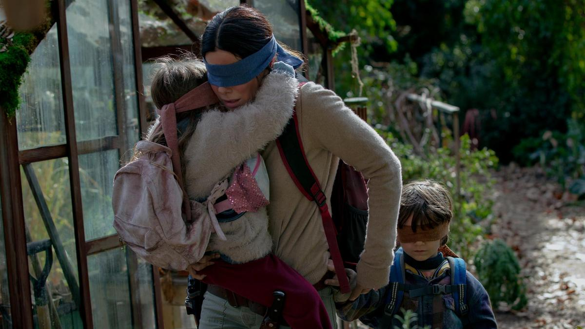 BIRD BOX'IN MÜZİKLERİ TRENT REZNOR VE ATTICUS ROSS'TAN