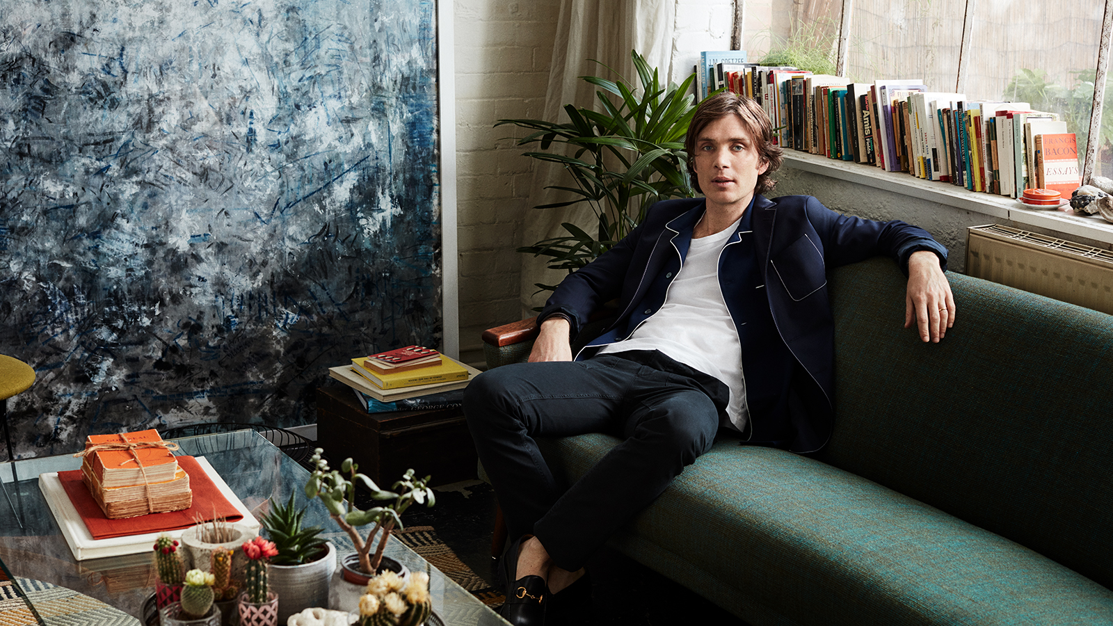 CILLIAN MURPHY'DEN BBC RADIO 6 MUSIC İÇİN 3 SAATLİK PROGRAM