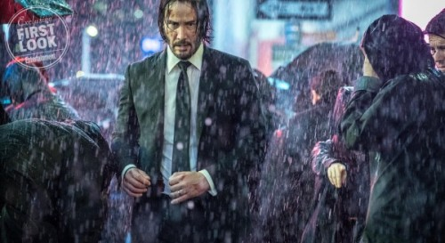 JOHN WICK: CHAPTER 3'TEN YEPYENİ GÖRSELLER