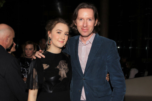 SAOIRSE RONAN YENİ WES ANDERSON FİLMİNDE