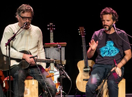 FLIGHT OF THE CONCHORDS'TAN CANLI ALBÜM GELİYOR