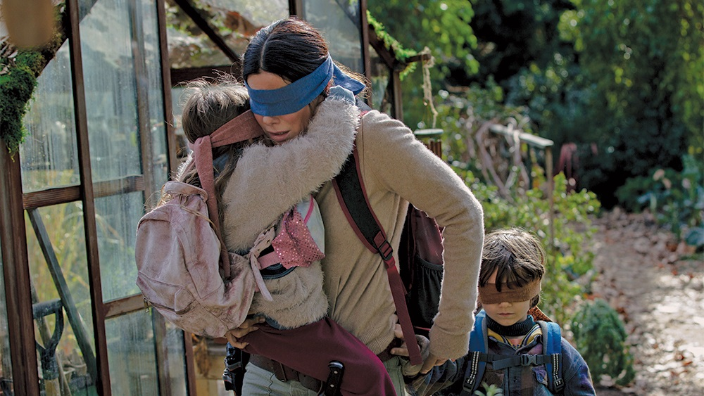 TRENT REZNOR VE ATTICUS ROSS İMZALI BIRD BOX SOUNDTRACK'İ YAYINDA