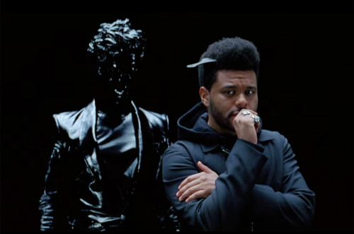 GESAFFELSTEIN'IN THE WEEKND'Lİ ŞARKISINA VİDEO